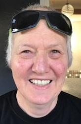 Photo of Chinese Martial Arts instructor: Evelyn Roberts