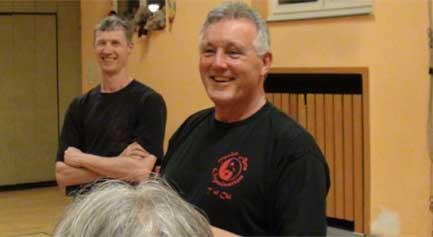 Technical Director Tony Swanson