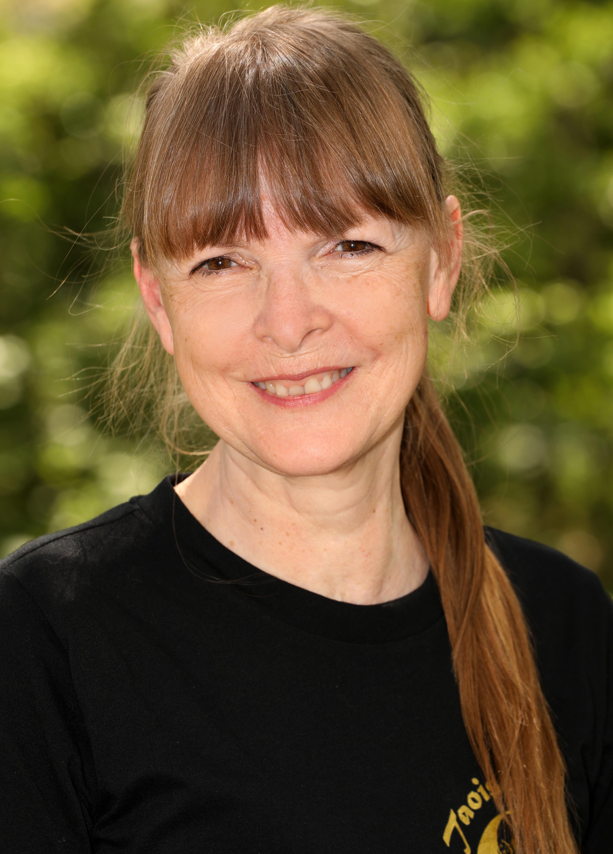 Photo of Chinese Martial Arts instructor: Wilhelmina van Zijl